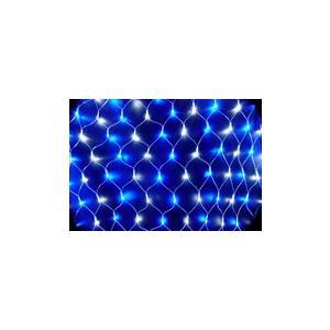 イルミネーション LEDライト ネット 160球 ハロウィン クリスマス 防滴 野外屋外使用可 santasan 08