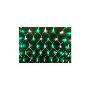 イルミネーション LEDライト ネット 160球 ハロウィン クリスマス 防滴 野外屋外使用可 santasan 11