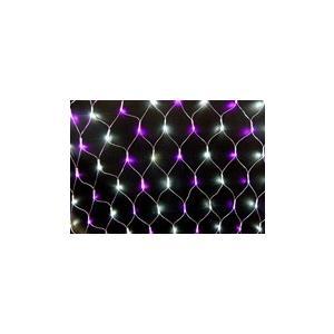 イルミネーション LEDライト ネット 160球 ハロウィン クリスマス 防滴 野外屋外使用可 santasan 13
