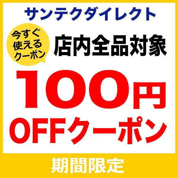 ■店内全品で使える100円OFFクーポン - 2020年1月~3月■
