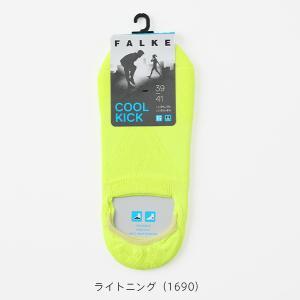 (SALE 20%OFF) ファルケ クール キック インビジブル COOL KICK INVISIBLE #16601 FALKE 靴下 ソックス 男女兼用 フットカバー 2021SS|サンテラボ