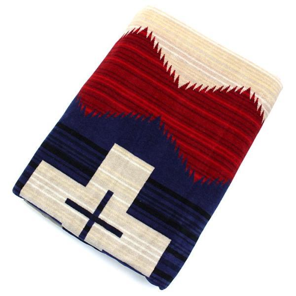 クーポン使えます ペンドルトン PENDLETON タオルブランケット スパタオル XB233 Oversized Jacquard Towels 約101×177cm|santnore|13