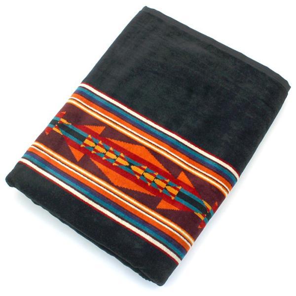 クーポン使えます ペンドルトン PENDLETON タオルブランケット スパタオル XB233 Oversized Jacquard Towels 約101×177cm|santnore|08