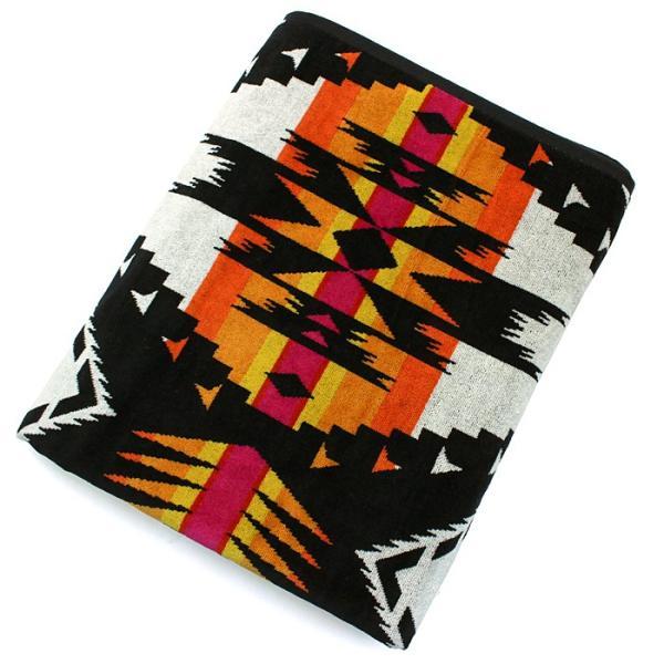 クーポン使えます ペンドルトン PENDLETON タオルブランケット スパタオル XB233 Oversized Jacquard Towels 約101×177cm|santnore|15