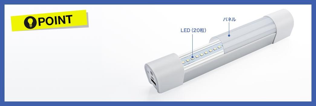 POINT LED(20粒) パネル
