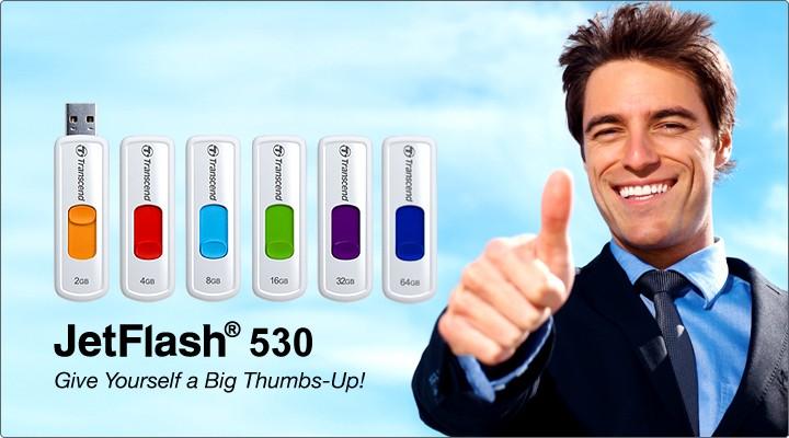 Transcend USBメモリ JetFlash530