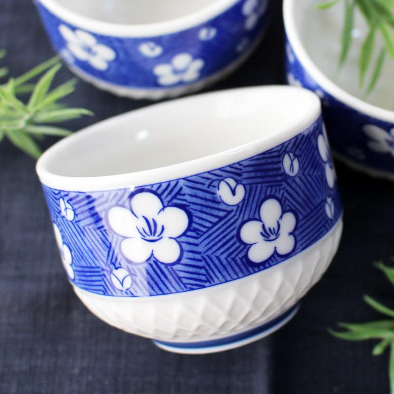 藍染梅煎茶