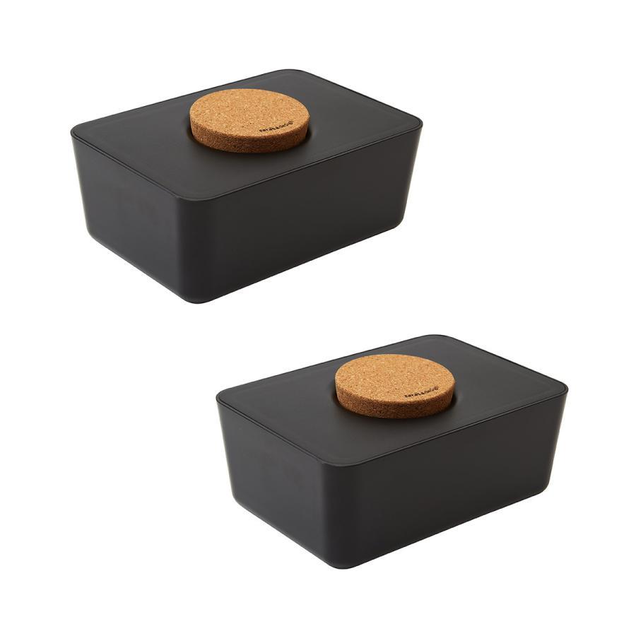 ウェットティッシュケース ウエットティッシュ おしりふき[セット販売●b2c ウェットティッシュホルダー(コルク蓋) 2個セット]サラサデザイン|sarasa-designstore|10
