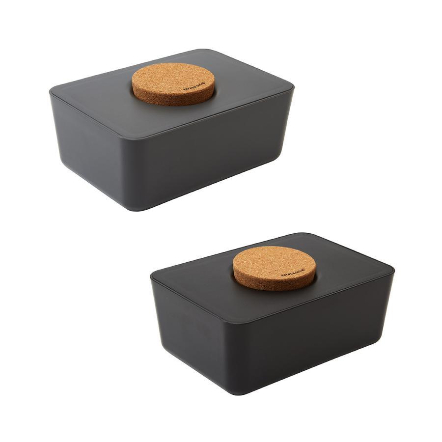 ウェットティッシュケース ウエットティッシュ おしりふき[セット販売●b2c ウェットティッシュホルダー(コルク蓋) 2個セット]サラサデザイン|sarasa-designstore|16