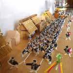 南蛮貿易の時代には堺にヨーロッパの近代技