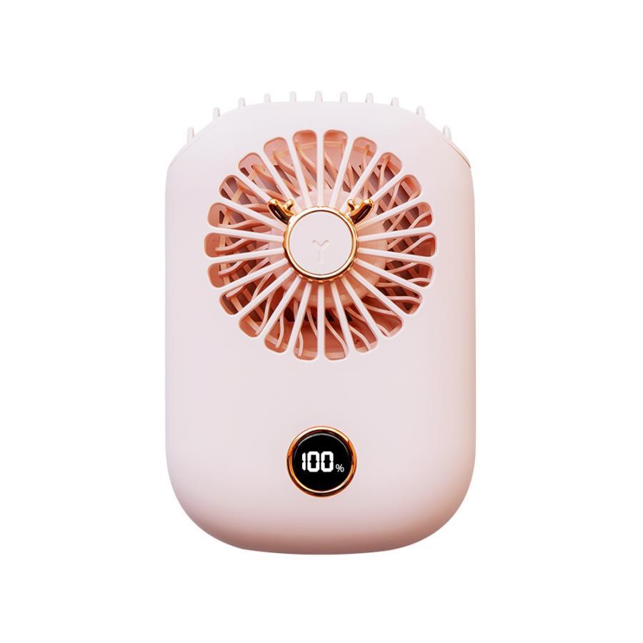 扇風機 首かけ扇風機 ミニ扇風機 ハンズフリー 首掛け ファン ネッククーラー ハンディファン 小型 軽量 充電式 携帯扇風機 熱中症対策 送料無料|sato-daiki|23