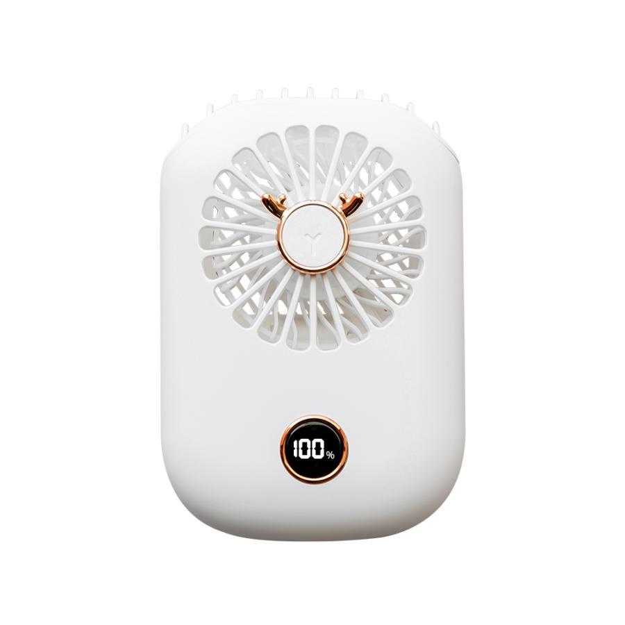 扇風機 首かけ扇風機 ミニ扇風機 ハンズフリー 首掛け ファン ネッククーラー ハンディファン 小型 軽量 充電式 携帯扇風機 熱中症対策 送料無料|sato-daiki|22