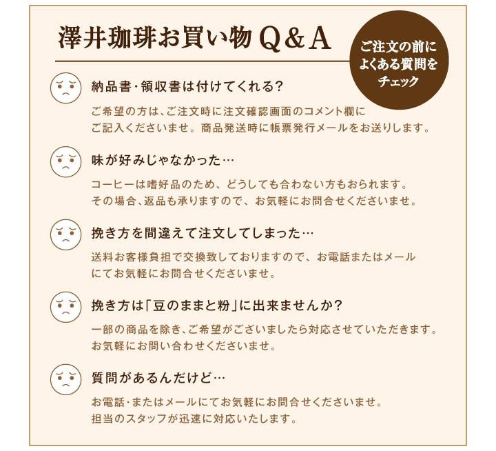 お買い物Q&A
