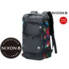 NIXON - LANDLOCK2 BLACK/PARADISE