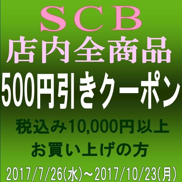 SCB 500円引きクーポン