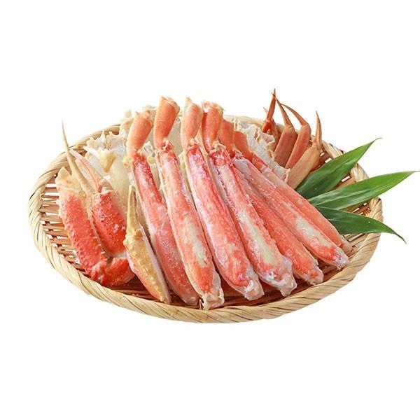 カニ ズワイガニ 2kg 刺身 ボイル ハーフポーション|seafoodhonpo88|21