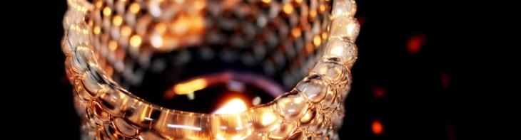 ブランド LARA Christie(ララクリスティー)のアロマ キャンドル Black Nightが作り出す神秘的な空間。