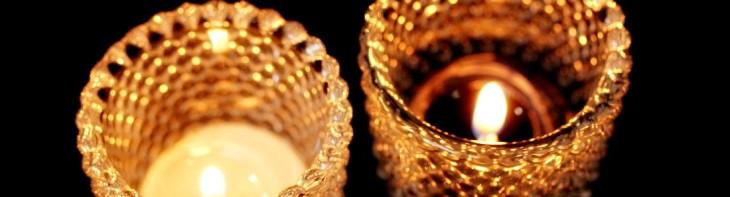 ブランド LARA Christie(ララクリスティー)のアロマ キャンドル ペア 2つの夜をイメージした癒しの香り。