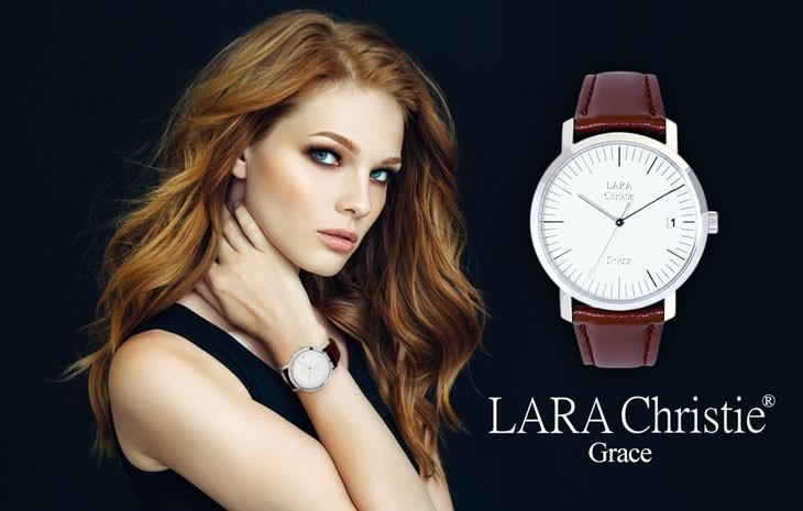 ブランドLARA Christie(ララクリスティー)のグレース 腕時計 レディース ウォッチ(ホワイトレーベル)です。