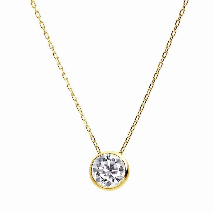 ダイヤモンド ネックレス レディース ダイヤモンド フクリン 0.3ct 一粒 ダイヤモンド PT900 LARA Christie ララクリスティー プラチナム コレクション|sears-collection|22