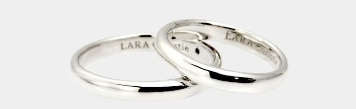 ブランド LARA Christie(ララクリスティー)のエターナル ビューティー ペアリングの全体像。