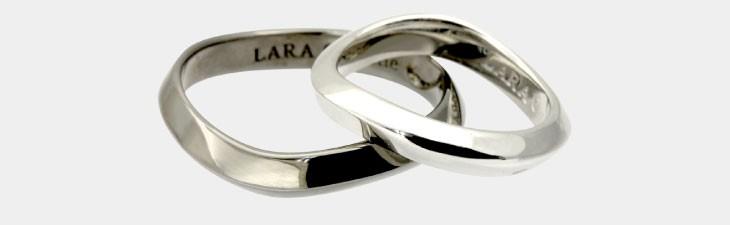 ブランド LARA Christie(ララクリスティー)のマリアージュ ペアリングの全体像。