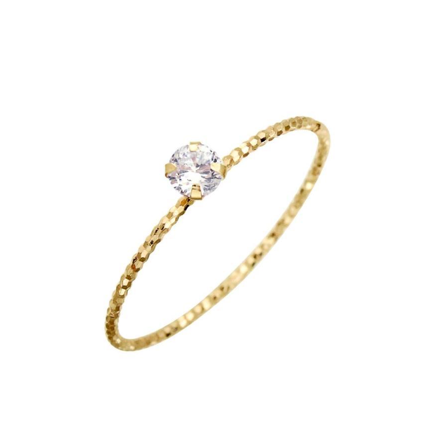ピンキーリング レディース 指輪 K14 14金 ゴールド ピンクゴールド レディース リング 誕生日 Sears シアーズ|sears-collection|16