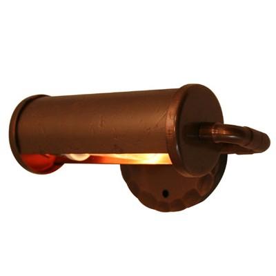 銅製ライトS(淡目)(クリックすると拡大します)