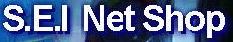 SEI Net Shop ロゴ