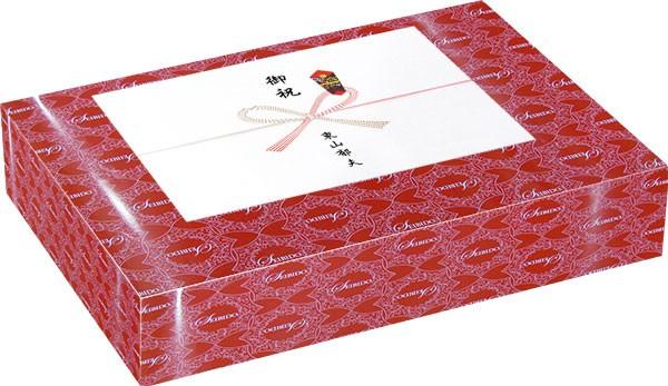 熨斗とラッピングの包装イメージ