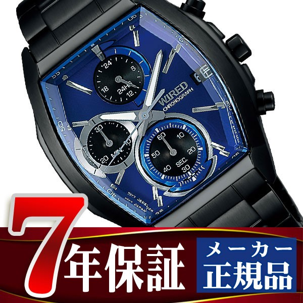 a7f4e8e5d1 セイコー ワイアード SEIKO WIRED 腕時計 メンズ リフレクション REFLECTION クロノグラフ AGAV125