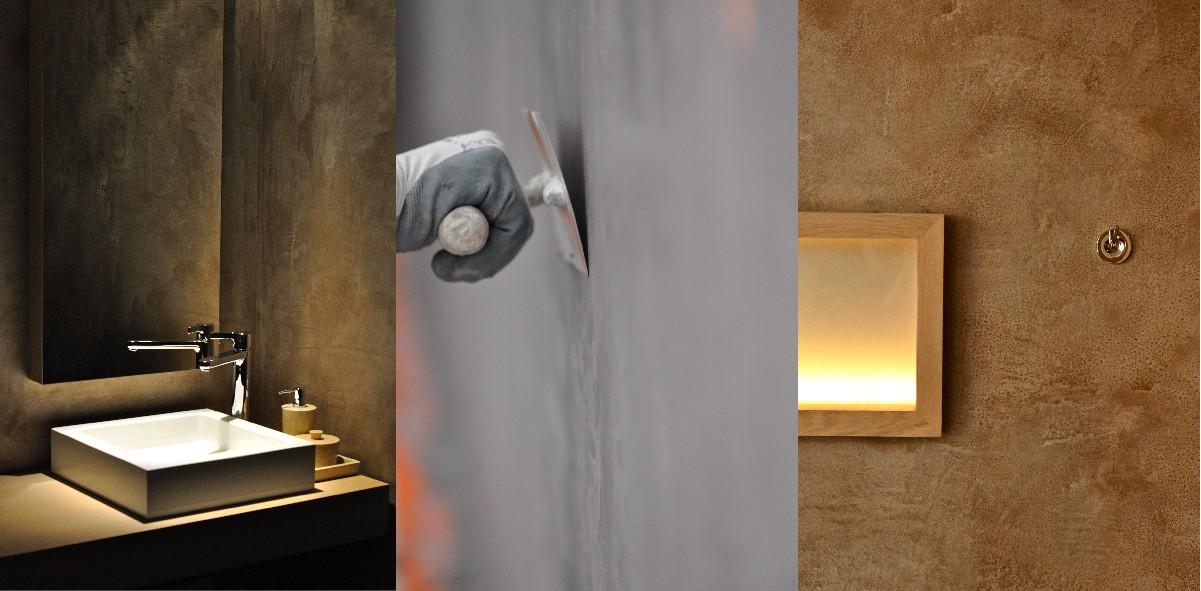 モールテックス施工洗面バスルーム