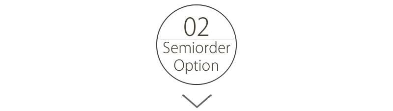 セミオーダーメイドペアネックレス011N-KS
