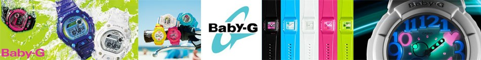 CASIO腕時計−Baby-G