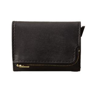 カクタ 三つ折り財布 レディース メンズ ブランド 極小財布 本革 スキミング防止 CACTA 2005 ctpr カバンのセレクション
