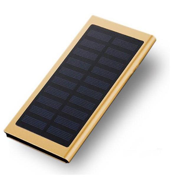 モバイルバッテリー 軽量 薄型 ソーラーモバイルバッテリー 大容量 10000mAh 防災グッズ ソーラー チャージャー スマホ 充電器 USB充電器 iPhone Android|selectshoptoitoitoi|17