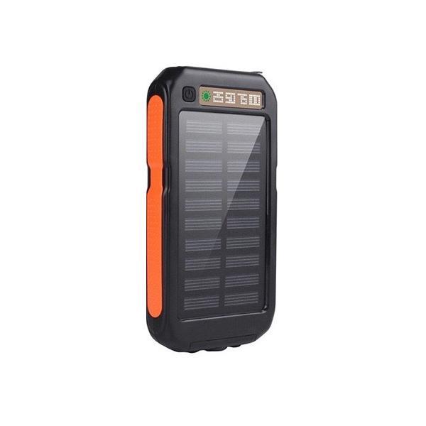 モバイルバッテリー ソーラーモバイルバッテリー 12000mAh 大容量 スマホ充電器 2台同時充電 急速充電 ソーラー 充電器 iPhone android|selectshoptoitoitoi|20