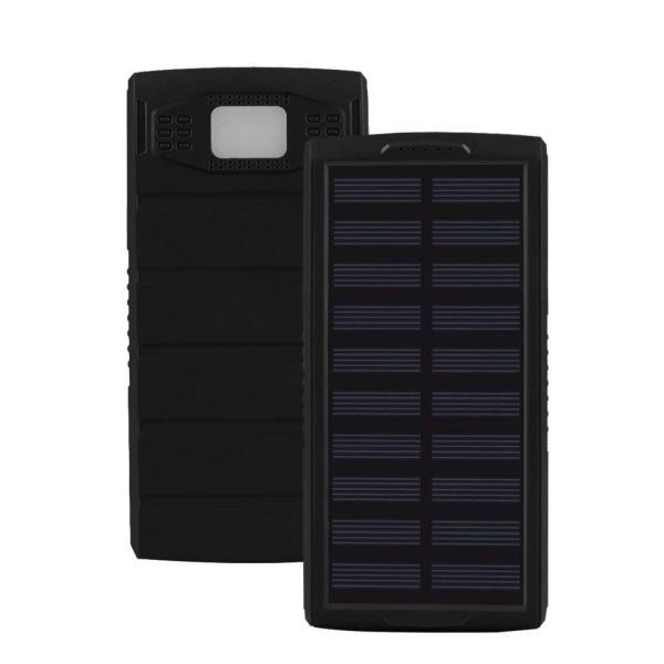 モバイルバッテリー 24000mAh ソーラーモバイルバッテリー 大容量 防災グッズ iPhone 充電器 スマホ 太陽光充電 バッテリー モバイル チャージャー Android|selectshoptoitoitoi|17