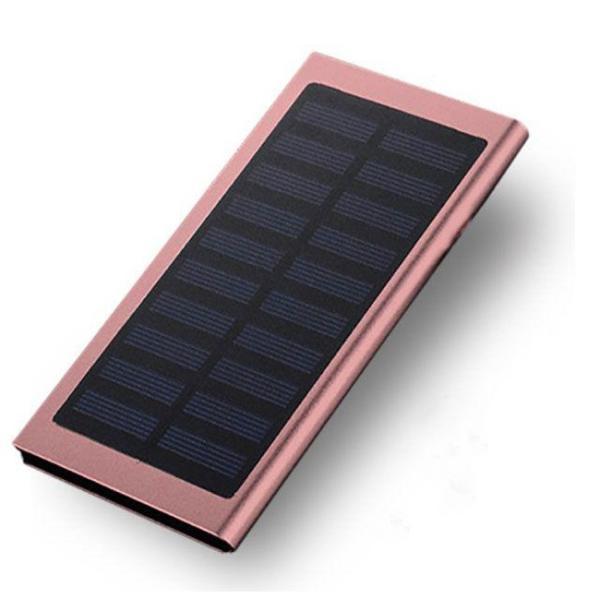 モバイルバッテリー 軽量 薄型 ソーラーモバイルバッテリー 大容量 10000mAh 防災グッズ ソーラー チャージャー スマホ 充電器 USB充電器 iPhone Android|selectshoptoitoitoi|18