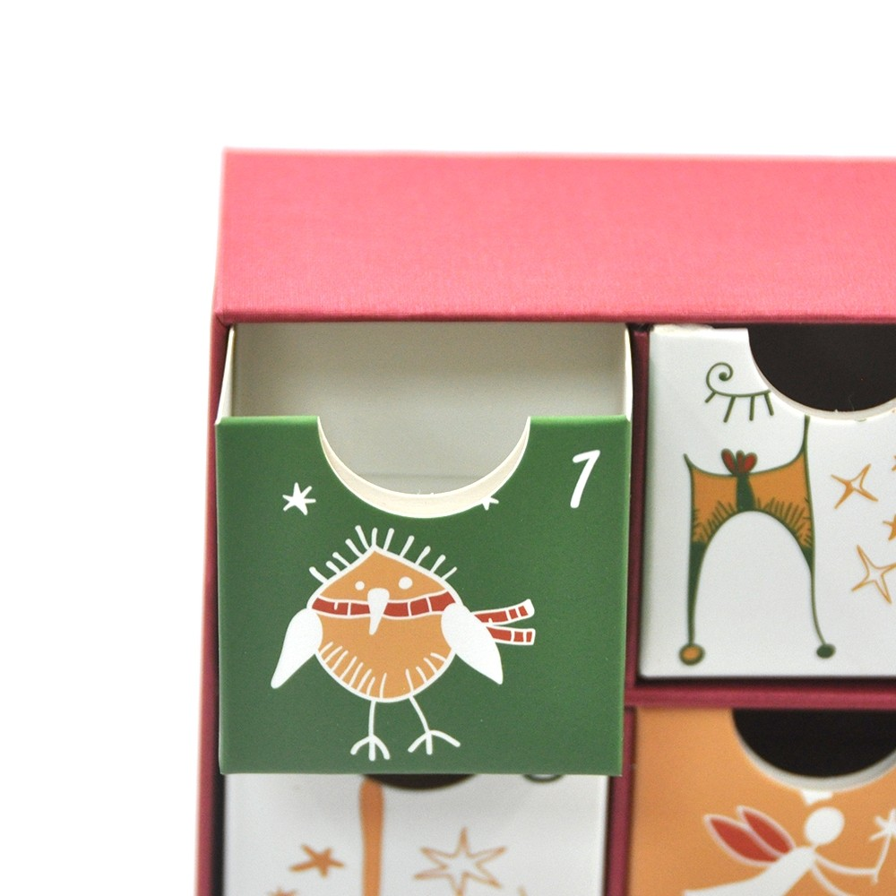 アドベントカレンダー メリークリスマス