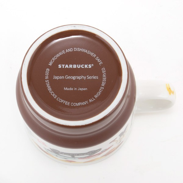 2019年 starbucks スターバックス (地域限定) ご当地マグ 名古屋マグカップ ■355ml