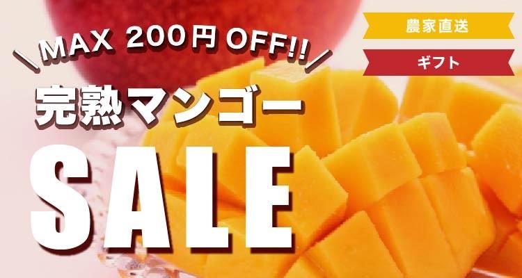 沖縄 完熟マンゴー