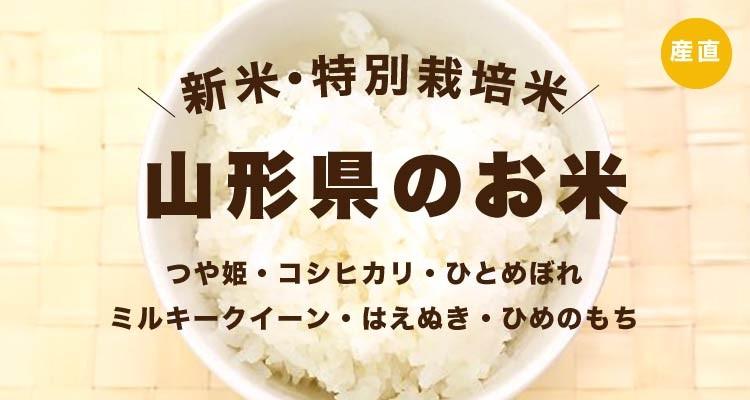山形県 新米 お米