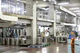 コロンブス社 松戸FACTORY 工場内部