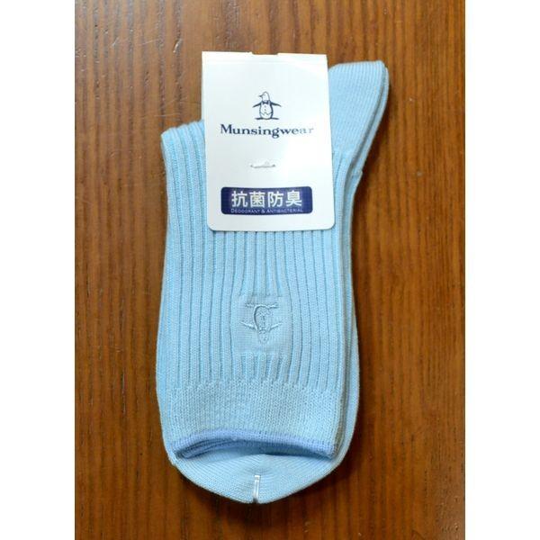 (メール便可) マンシングウェア レディース 靴下ソックス 定番商品 ゴルフウェア JALJ001 sevenebisu-net 10