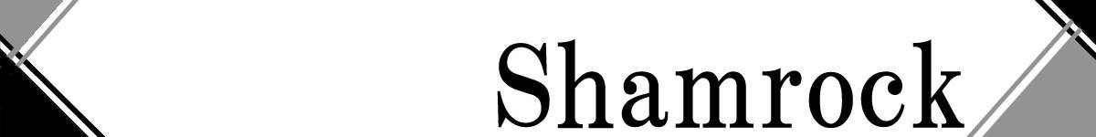 メンズショップshamrockではオシャレアイテム揃ってます!