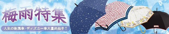 雨傘・耐風傘・ディズニー