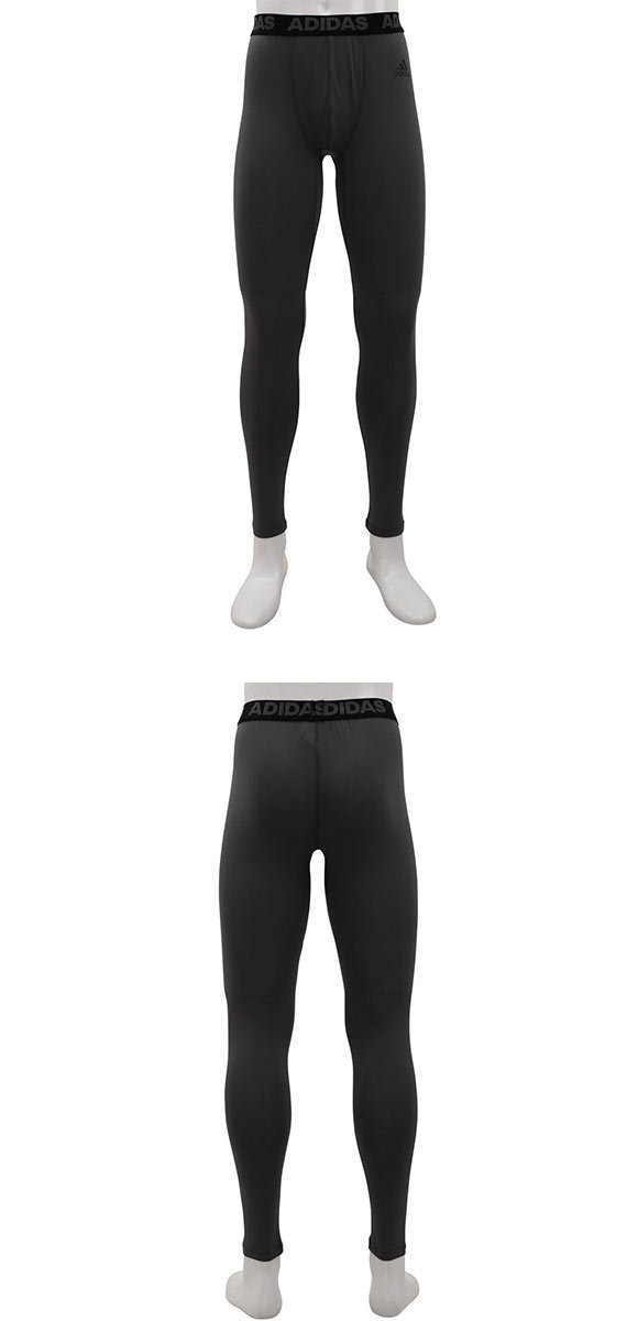 (アディダス)adidas メンズタイツ ボトムス スポーツタイツ レギンス 裏起毛