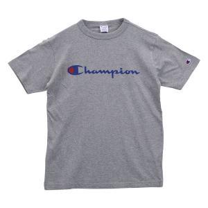 【メール便(20)】 (チャンピオン)Champion メンズ レディース ベーシック ロゴ 半袖 Tシャツ C3-P302 shirohato 13