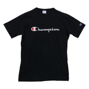 【メール便(20)】 (チャンピオン)Champion メンズ レディース ベーシック ロゴ 半袖 Tシャツ C3-P302 shirohato 11